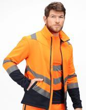 Pro Hi Vis Softshell Jacket